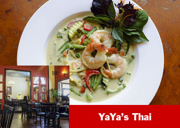 Ya Ya Authentic Thai Dishes
