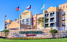 Courtyard Marriott SeaWorld San Antonio - 2 Queen Beds ( with 1 full size sofa sleeper basing on availability/not guaranteed) or 1 King w/Sofa Bed - 4 Free Breakfast included