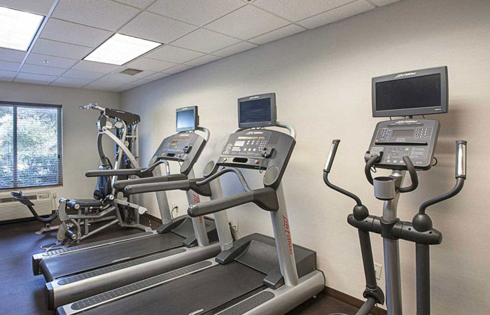 Comfort Suites San Antonio near Six Flags Fiesta Texas  - fitness