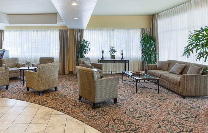 Comfort Suites San Antonio near Six Flags Fiesta Texas  - lobby