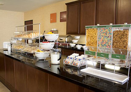 Comfort Suites San Antonio Stone Oak - breakfast