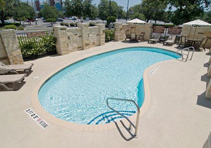Comfort Suites San Antonio Stone Oak - pool