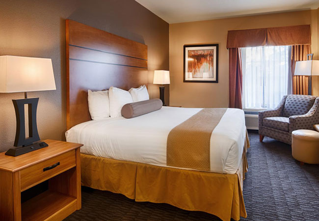 Best Western Plus Hill Country Suites San Antonio Fitness