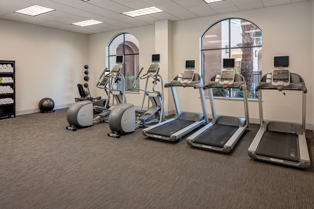 Courtyard Marriott Hotel near Seaworld San Antonio Fitness