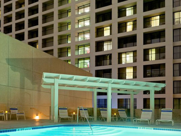 Holiday Inn San Antonio Riverwalk pool