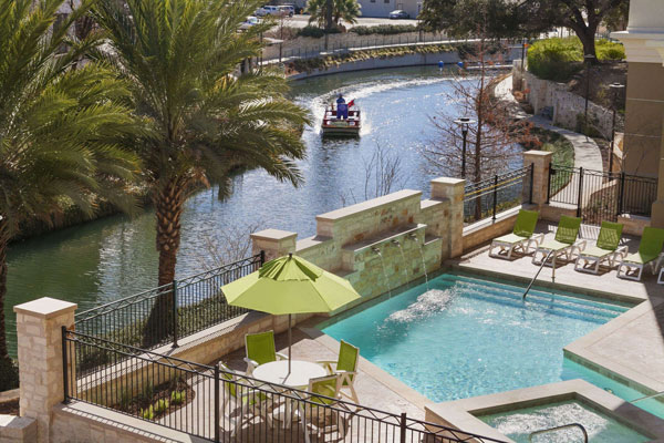 San Antonio Riverwalk Hotels Wyndham Garden